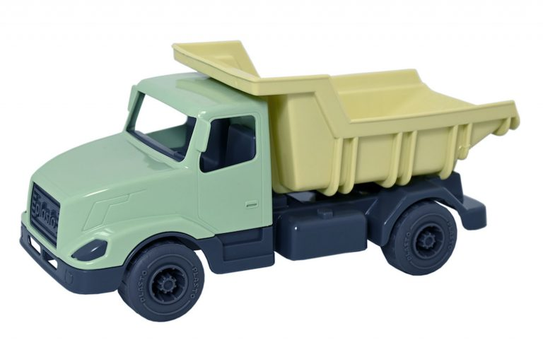 Plasto kuorma-auto biomuovia – Plasto