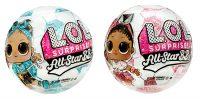 L.O.L. Surprise All Star BBs Football – L.O.L.