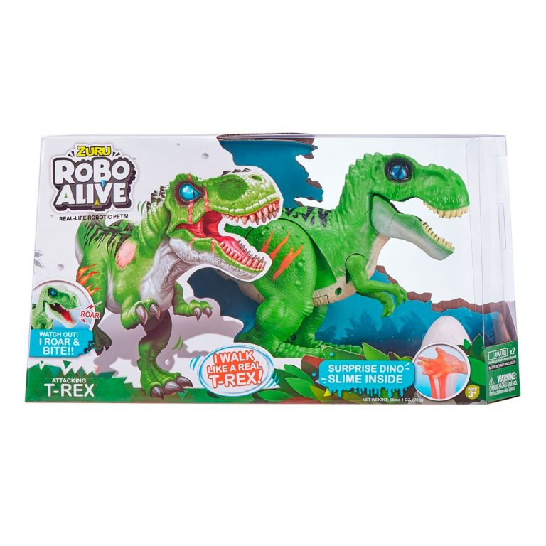 Robo Alive dinosaurus – Robo Alive