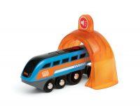 Smart Tech Sound Äänittävä juna ja tunneli – BRIO