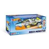 Hot Wheels® R/C Rock Monster Buggy – Hot Wheels