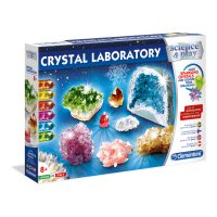 Crystal Laboratory – Clementoni