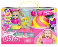 Love Diana Cupcake Cart playset – Love Diana