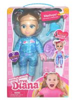 Love Diana Doll Mashup Astronaut/Hairdresser 33 cm – Love Diana
