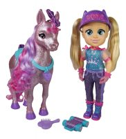 Love Diana Horse Set Feature Doll Pack – Love Diana
